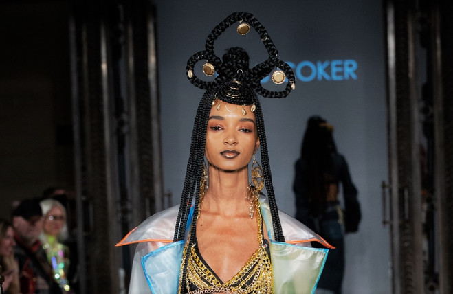TOLU COKER AW19-20 LONDON