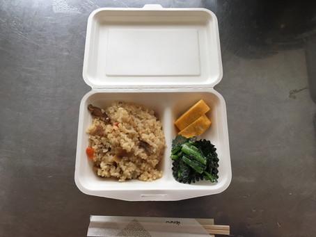 めぐみ子ども食堂主催 「緊急ランチ弁当サービス」が無事終了しました。  4月17日(金)「緊急夕食弁当サービス」50食 用意致します。