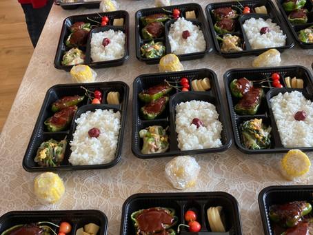 6月18日(金)は、めぐみ子ども食堂4周年記念弁当配食です。
