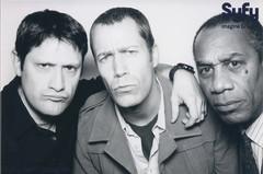 With Colin Ferguson & Joe Morton