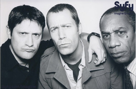 With Colin Ferguson & Joe Morton