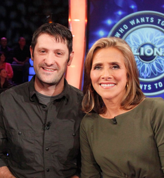 With Meredith Vieira