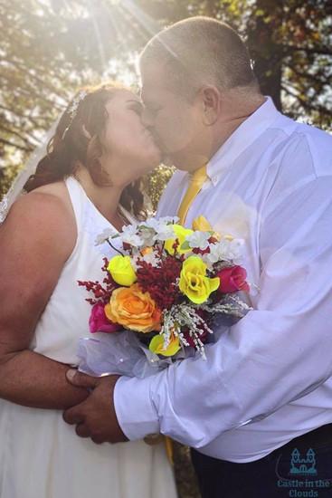 Gridley Wedding