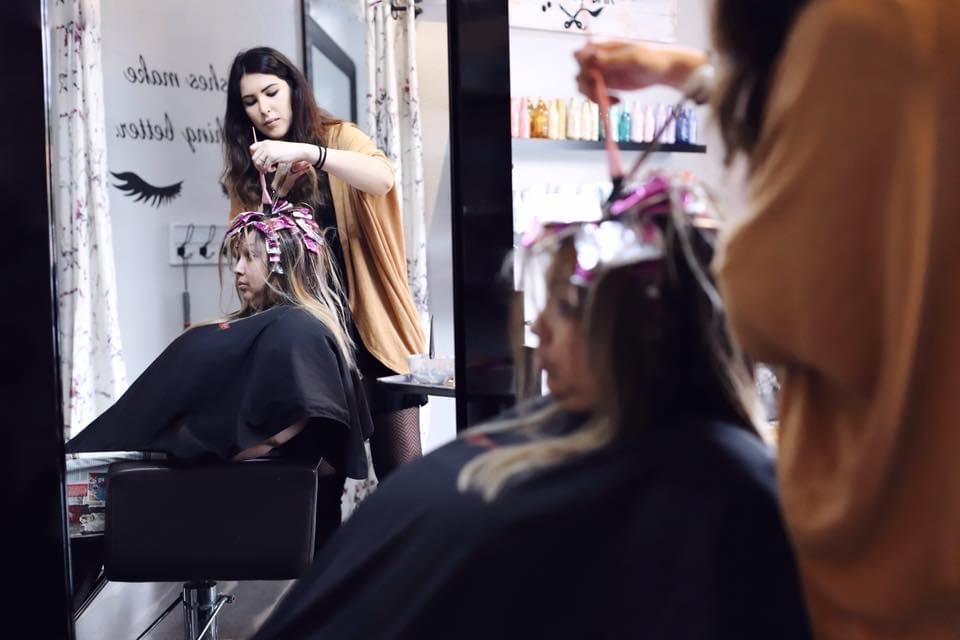 Vivid Hair & Beauty Bar