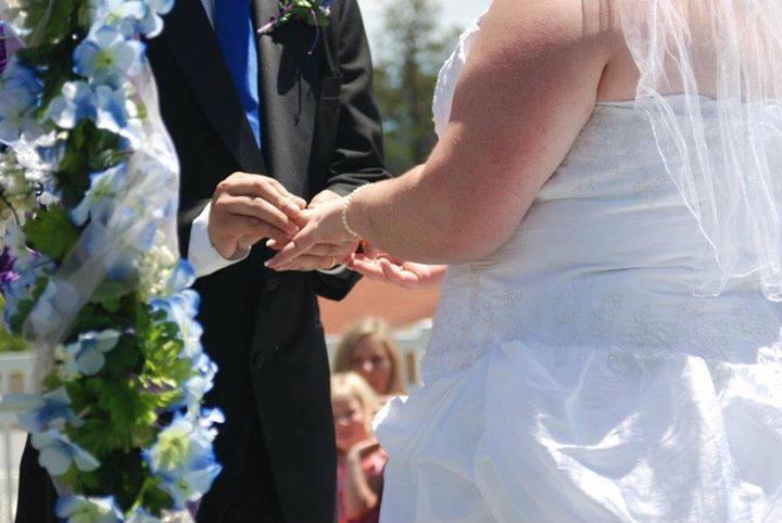 Ellis Lake Wedding