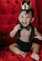 Kiaan's 1st Birthday in Studio