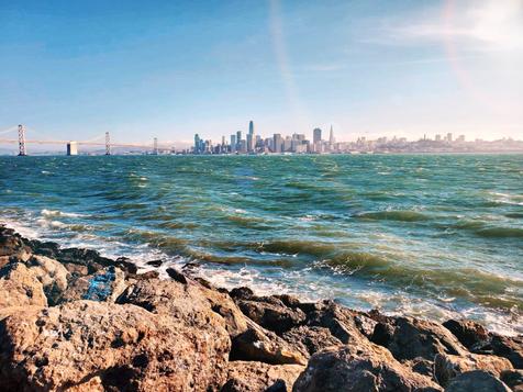 San Francisco at Midday