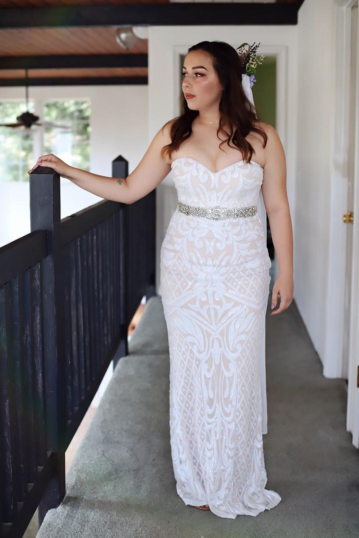 King Wedding - Fort Bragg