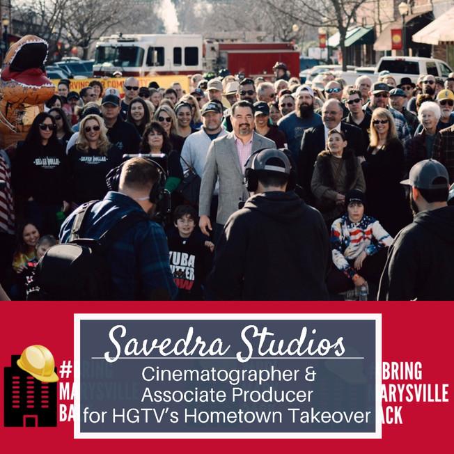 HGTV Hometown Takeover