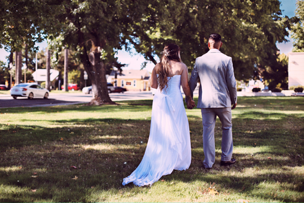 Yuba City Wedding