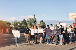 BLM Walk in YC/Marysville