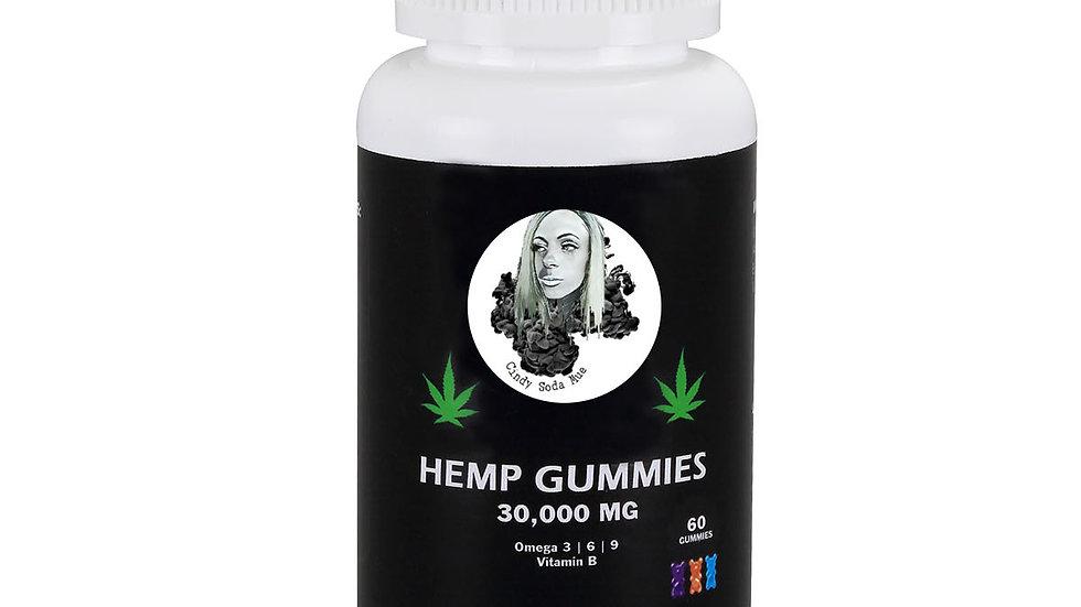 Wake N Bake Hemp Gummies