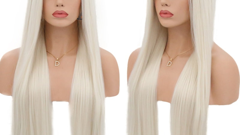 Charisma Silky Straight Synthetic Lace Front Wigs