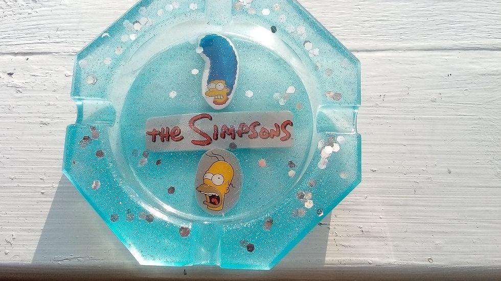 The Simpsons Ashtray