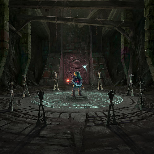 The Shadow Temple
