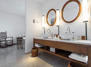 Modern Bathroom in Fredericksburg virginia