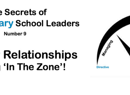 Building Advisory Relationships: Leading '​In The Zone'​!