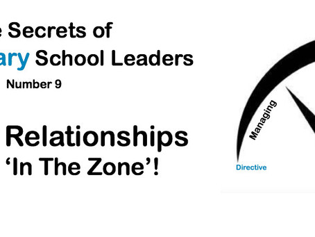 Building Advisory Relationships: Leading 'In The Zone'!