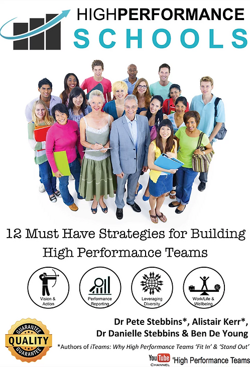 High Performance Schools (WORKBOOK)