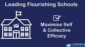 LFS Maximise Self & Collective Efficacy