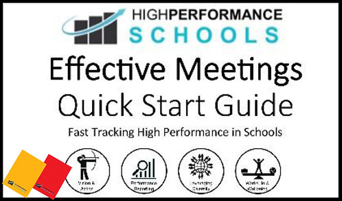 HPT Effective Meeting Guide Kit