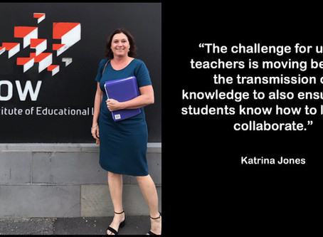 HPS Leadership Shares: A Team Approach to Quality Teaching & Learning with Katrina Jones
