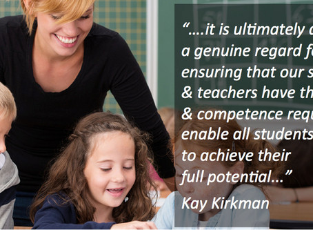 Building High Performance Schools: Leadership Shares with Kay Kirkman
