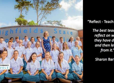 High Performance Schools: Leadership Shares with Foundation Principal Sharon Barker