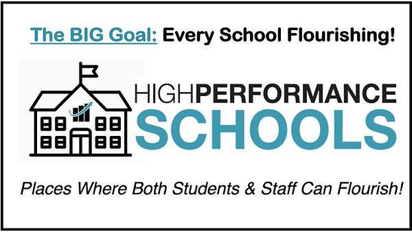 HPTschools Logo The Big Goal: Every School Flourishing