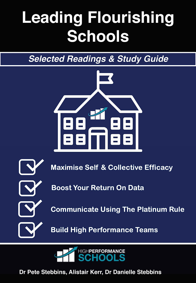 LFS magazine cover - selected readings & study guide