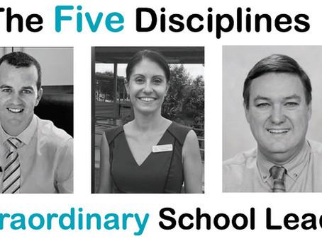 The Five Disciplines of Extraordinary School Leaders