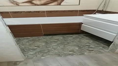 Обзор разведения сантехники и раскладки притки в ванной комнате