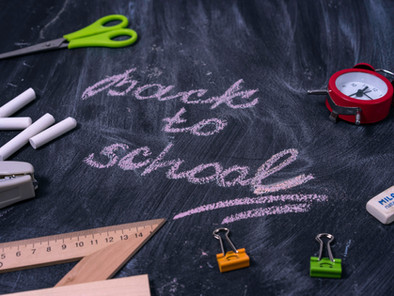 3 Tips to Minimize Back to School Stress