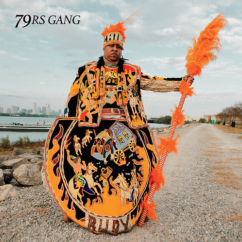79rs Gang - Self Titled LP