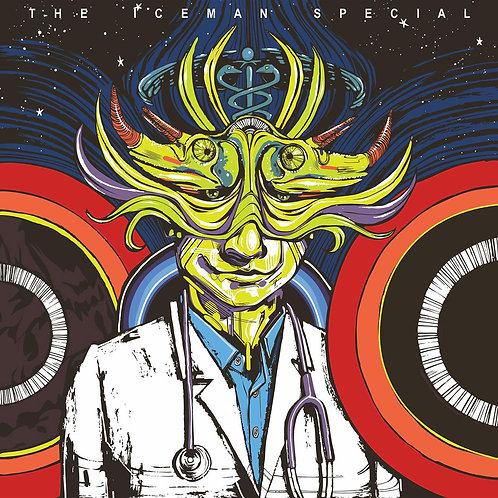 The Iceman Special - Dr. Dude's Masquerade Parade LP