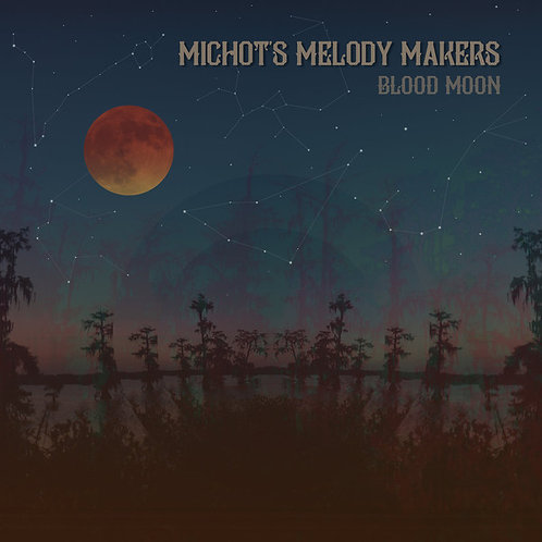 Michot's Melody Makers ‎– Blood Moon LP