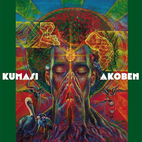 Kumasi – Akoben LP