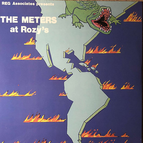 The Meters - Live at Rozy's LP