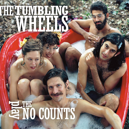The Tumbling Wheels play the No-Counts LP