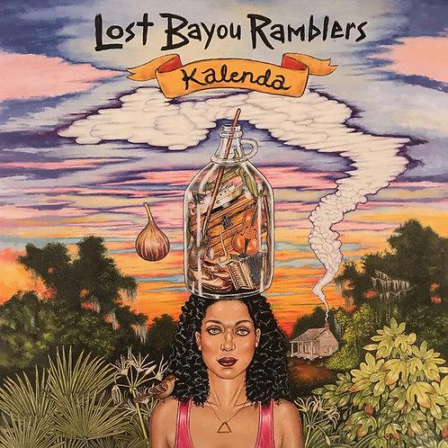 Lost Bayou Ramblers - Kalenda LP