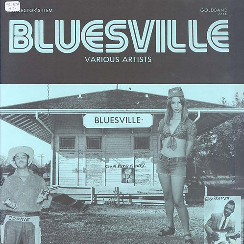 Bluesville - V/A - Goldband Records Compilation LP