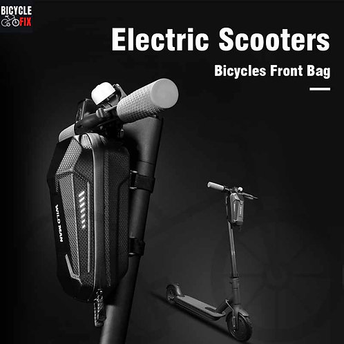 תיק עמיד מים לקורקינט חשמלי | WILD MAN - https://www.bicyclefix.net/