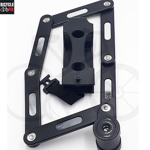 Folding Lock מנעול לקורקינט חשמלי -  https://www.bicyclefix.net/