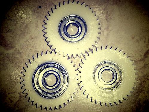 גלגלי שיניים למנוע סטנדרט של אופניים חשמליים
