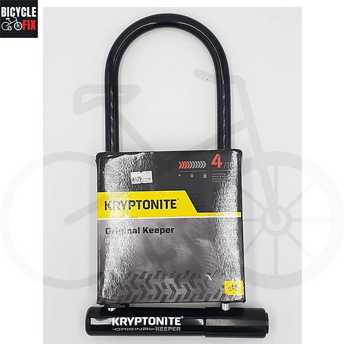 מנעול קריפטונייט | Original Keeper LS - https://www.bicyclefix.net/
