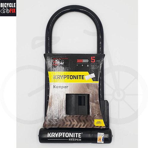מנעול קריפטונייט   KEEPER 12 LS - https://www.bicyclefix.net/
