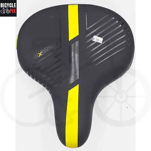 מושב גדול לאופניים חשמליים - https://www.bicyclefix.net/