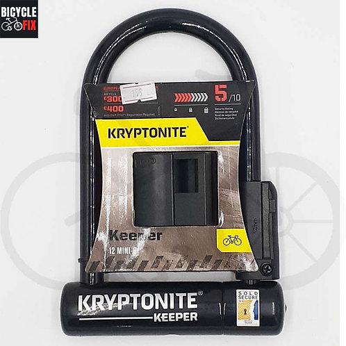 מנעול קריפטונייט | Keeper 12 MINI-6 -  https://www.bicyclefix.net/