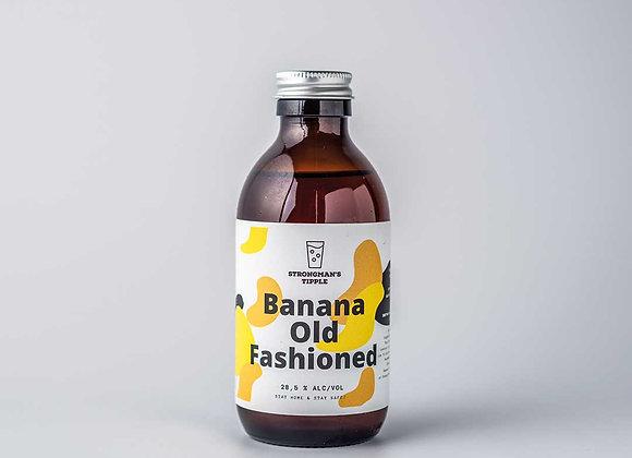 Banana Old Fashioned (Serves 2)
