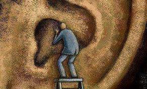 Reflexão sobre nossa capacidade de escutar atentamente...